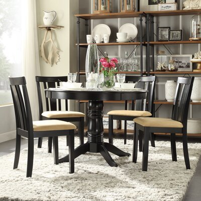 Kingstown Home Jeannette 5 Piece Dining Set