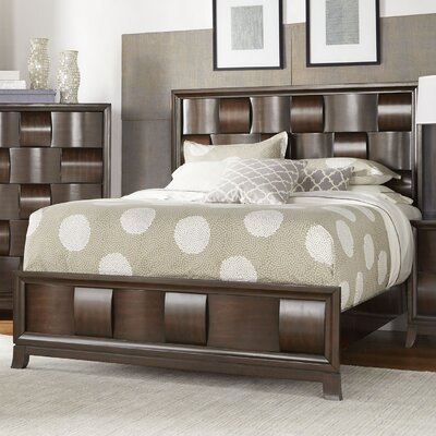 Darby Home Co Dartmouth Panel Bed
