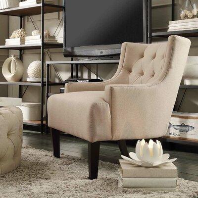 Kingstown Home Dawan Tufted Accent Arm Chair & Reviews ...
