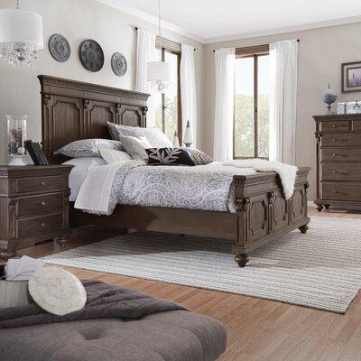 Kingstown Home Kyla Panel Customizable Bedroom Set Reviews Wayfair