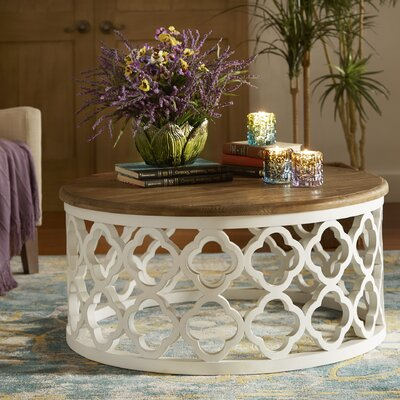 Bungalow Rose Vedhika Coffee Table