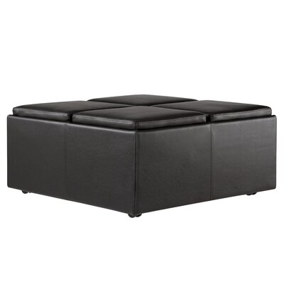 Three Posts Lytton Storage Ottoman