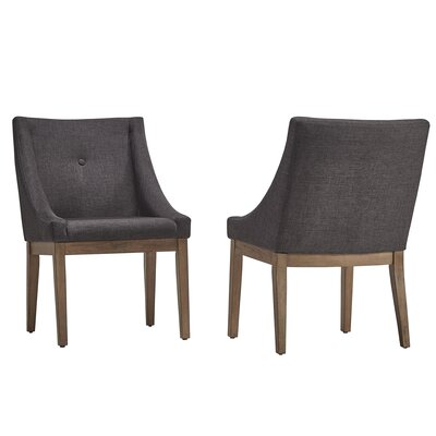 Mercury Row Brehm Arm Chair (Set of 2)