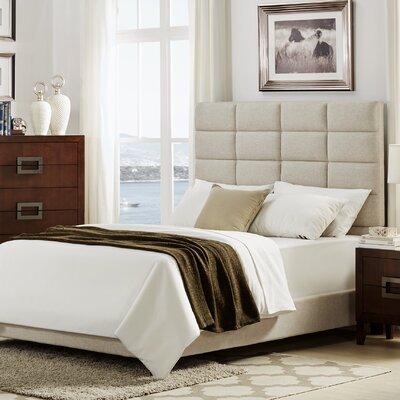 Mercury Row Breland Upholstered Platform Bed