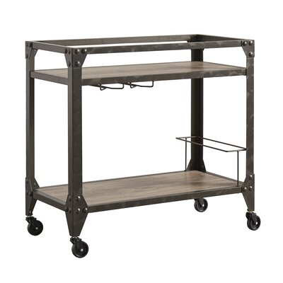 Mercury Row Bonham Serving Cart