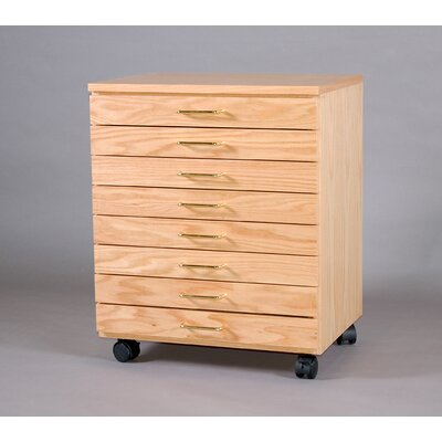 SMI Products Vanguard 8 Drawer Vertical F..