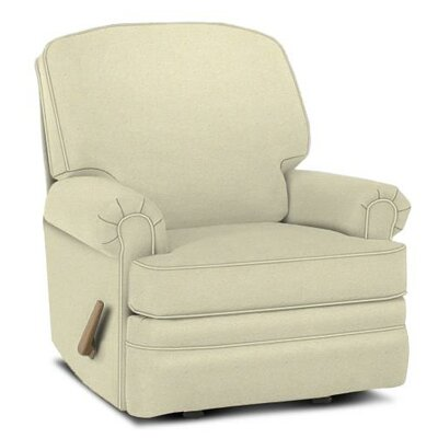Wayfair Custom Upholstery Emily Swivel Gliding Recliner