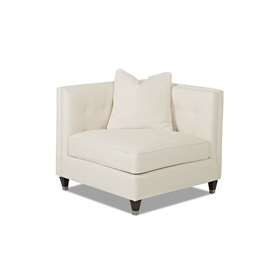 Wayfair Custom Upholstery Jessica Corner Chair