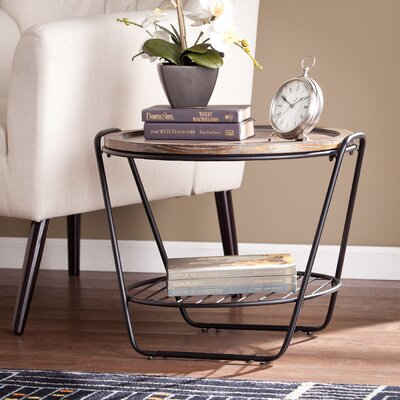 Holly & Martin Octavio End Table