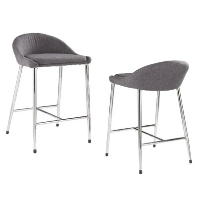 Holly & Martin Bar Stool (Set of 2)