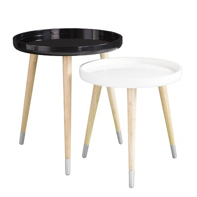 Holly & Martin Coho End Table