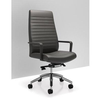 Krug Inc. C5 High Back Leather Executive ..