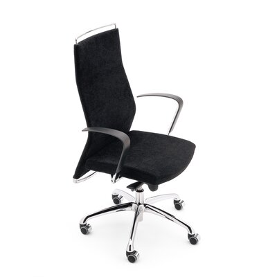 Krug Inc. Dorso High-Back Leather Executive Chair