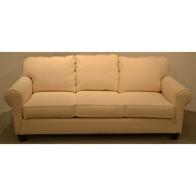 Carolina Classic Furniture Three Cushion Sofa