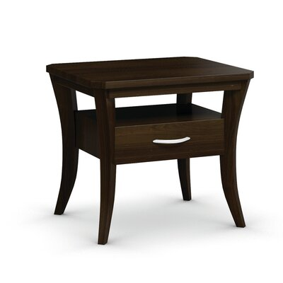Caravel Cosmo End Table With Drawer