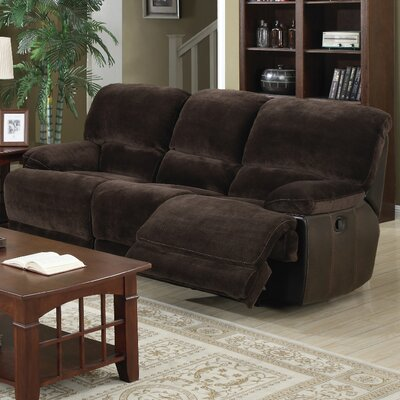 E-Motion Furniture Makena Reclining Sofa Image