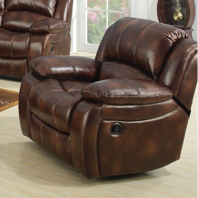 E-Motion Furniture Mt. Washington Glider Recliner