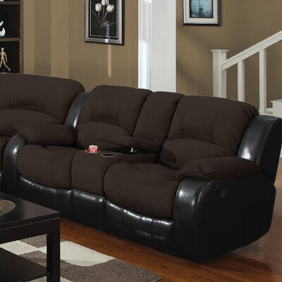 E-Motion Furniture Mt. Rainier Reclining Loveseat