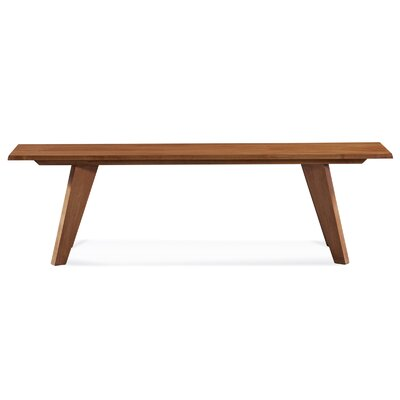 Saloom Furniture Wood Kitchen Bench