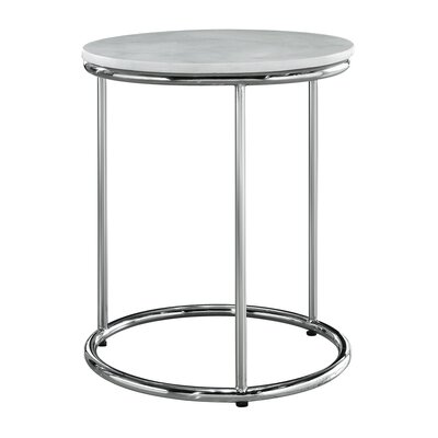Woodstock Marketing Harden End Table