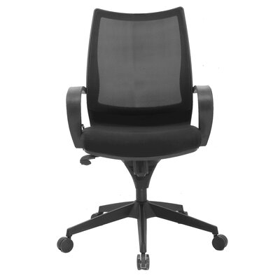 Woodstock Marketing Sweetwater Mid-Back Mesh Task Chair with Arms
