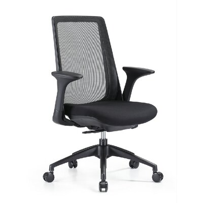 Woodstock Marketing Creedence Mesh Task Chair with Adjustable Arm