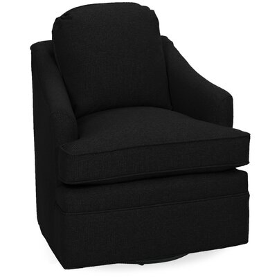 Tory Furniture Quinn Swivel Glider Arm Chair