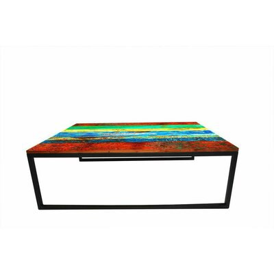 EcoChic Lifestyles Clairbuoyant Coffee Table