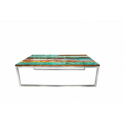 EcoChic Lifestyles Seven Seas Coffee Table