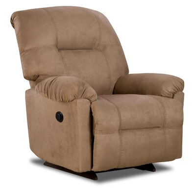 Brady Furniture Industries Austin Rocker Recliner