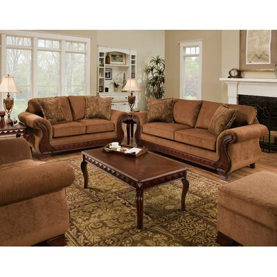 Brady Furniture Industries Mongo Living Room Collection