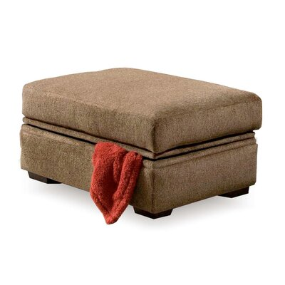 Brady Furniture Industries Main Storage Ottoman