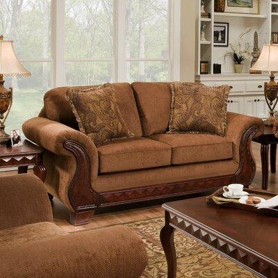 Brady Furniture Industries Mongo Loveseat