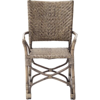 NovaSolo Wickerworks Countess Arm Chair (..