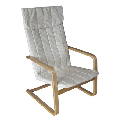 CorLiving Aquios Bentwood High Back Arm C..