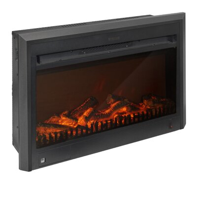 CorLiving Electric Fireplace Insert & Reviews