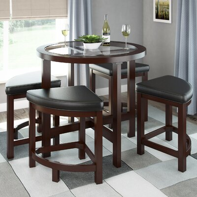 CorLiving Belgrove 5 Piece Dining Set