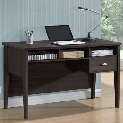 Three Posts Holbrook Writing Desk with 1 Drawer