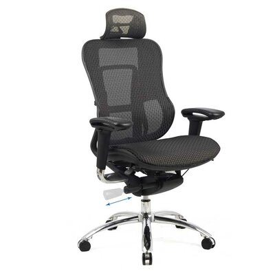 Symple Stuff High-Back Mesh Executive Office Chair