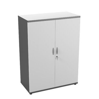 Symple Stuff 2 Door Storage Cabinet