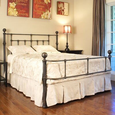 Benicia Foundry and Iron Works Hyannis Panel Bed