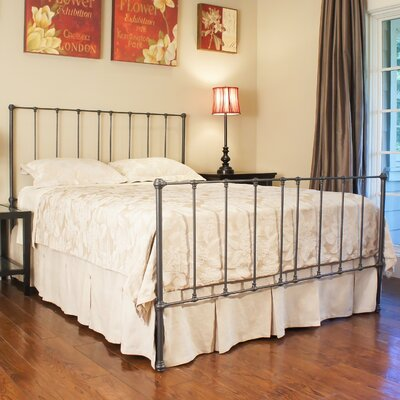 Benicia Foundry and Iron Works Edmonton Panel Bed