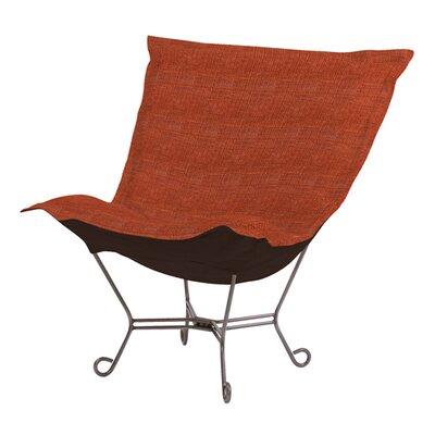 Howard Elliott Puff Scroll Coco Lounge Chair