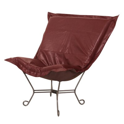 Howard Elliott Puff Scroll Avanti Lounge Chair