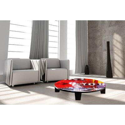 TAF DECOR Letra Art 33 Coffee Table