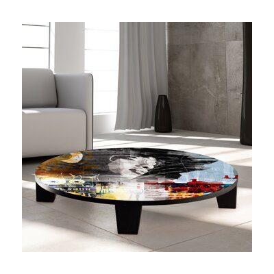 TAF DECOR Sound Diva Coffee Table