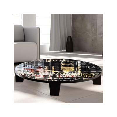 TAF DECOR Pop City 8 Coffee Table