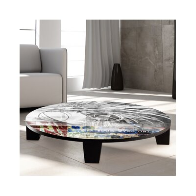TAF DECOR Diva Coffee Table