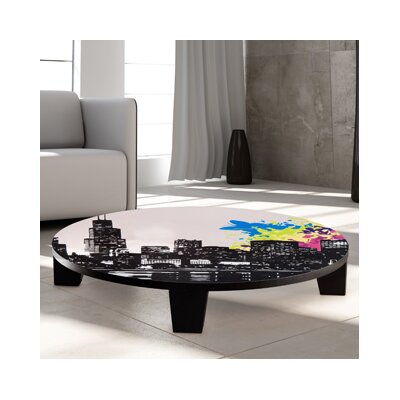 TAF DECOR City Vibes 2 Coffee Table