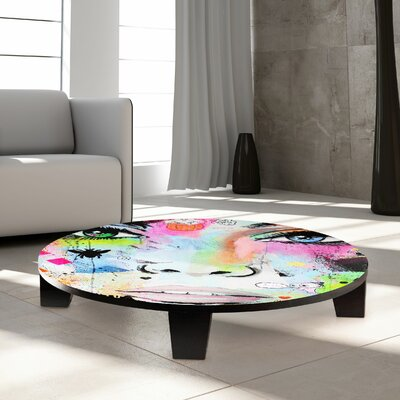 TAF DECOR Hello Coffee Table